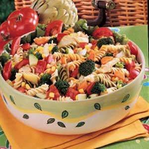 Spaghetti salad photo 2