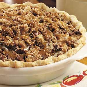 Caramel pie photo 1