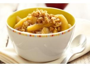 Apple-walnut cobbler photo 2