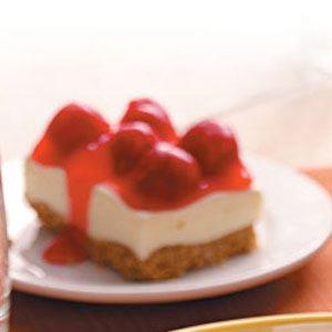 Cherry delight dessert photo 1