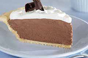Chocolate silk pie photo 1