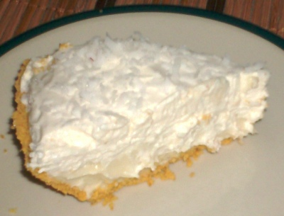 Coconut pie photo 2