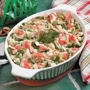 Crab casserole photo 1
