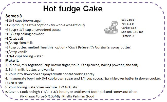 Fudge cake photo 3