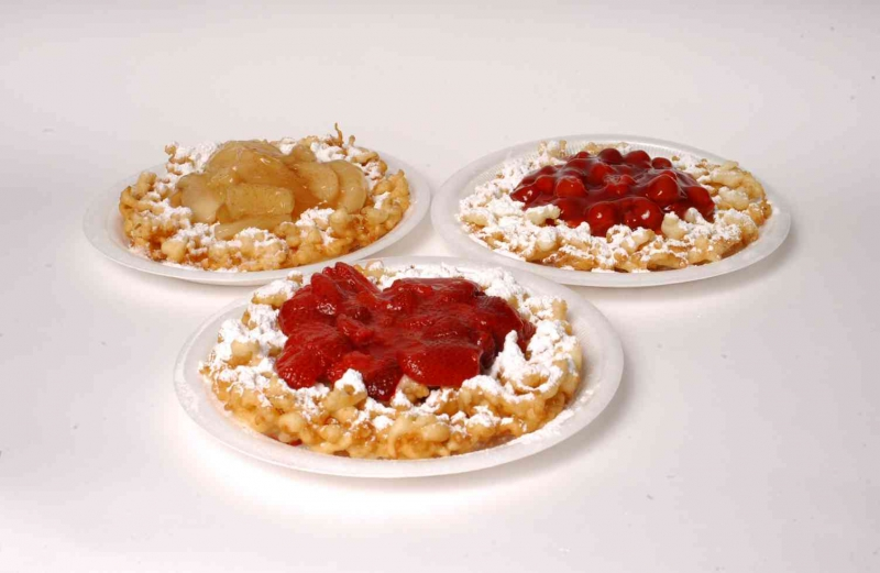 Funnel cakes photo 3