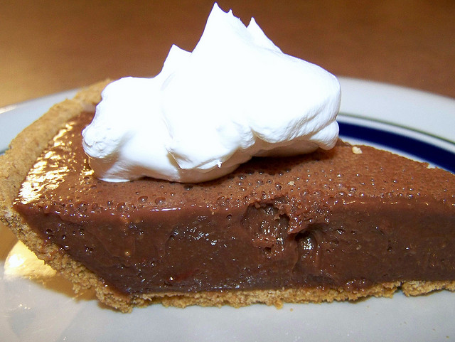 Hershey bar pie photo 1
