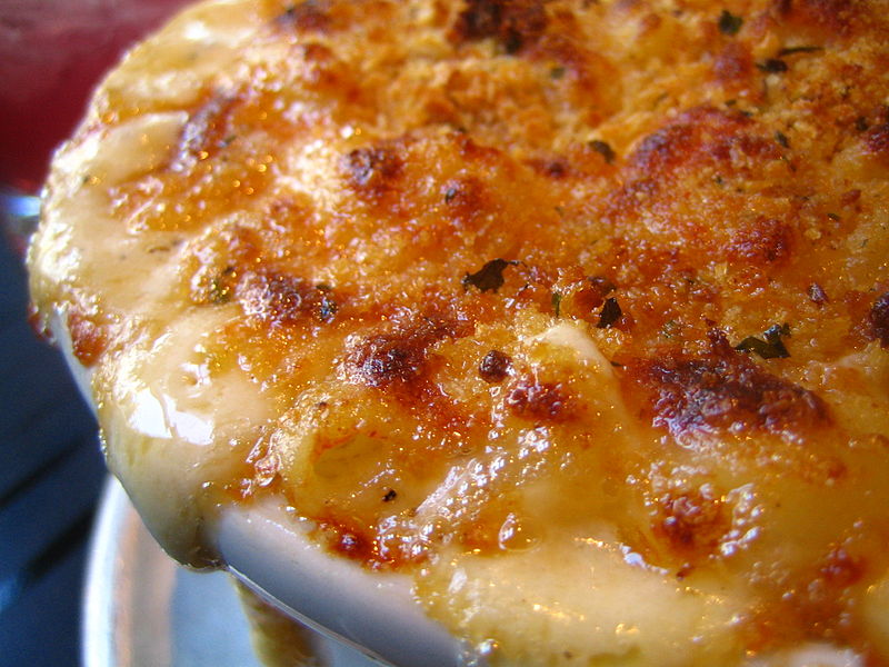 Macaroni and cheese photo 1