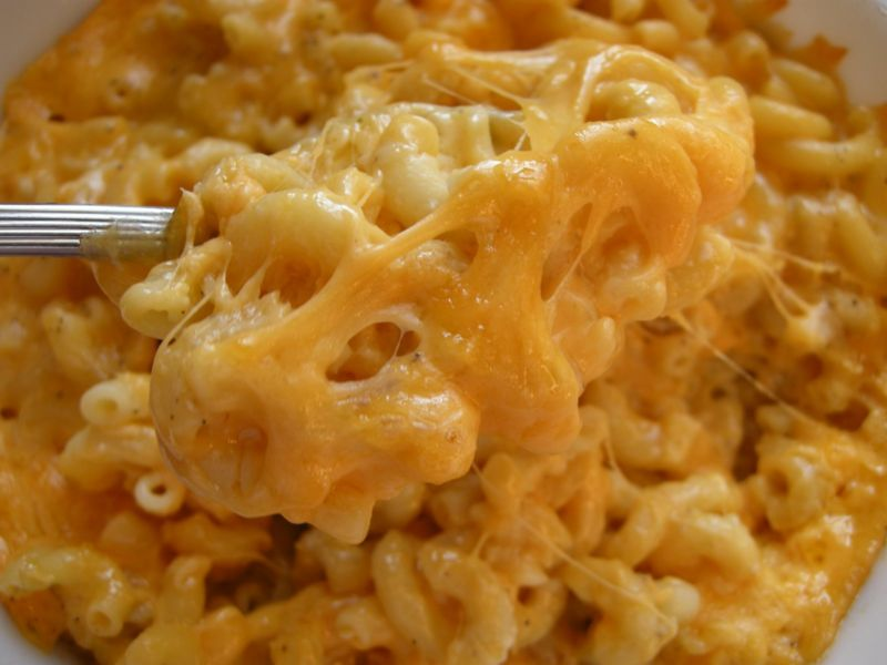 Macaroni and cheese photo 2