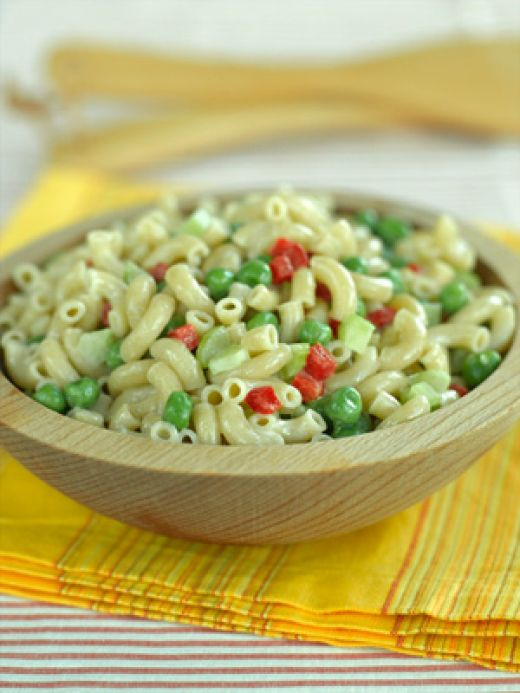 Macaroni salad photo 2