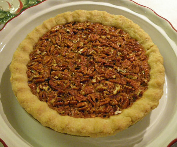 Pecan chiffon pie photo 2