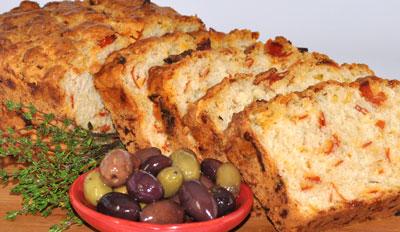 Pepperoni bread photo 1