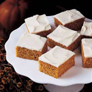 Pumpkin bars photo 3