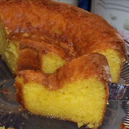 Apricot nectar cake photo 1