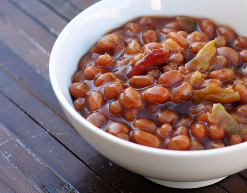 Baked beans photo 3