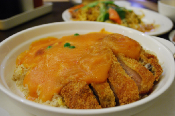 Baked pork chops with rice photo 3