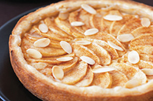 Bavarian apple torte photo 2