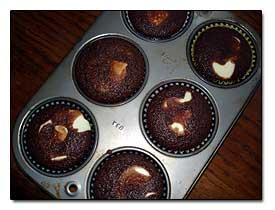 Black bottom cupcakes photo 1