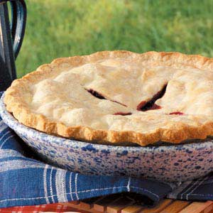 Blackberry pie photo 2