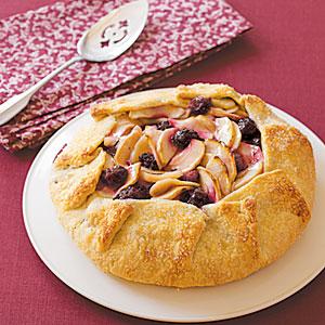 Blackberry pie photo 1