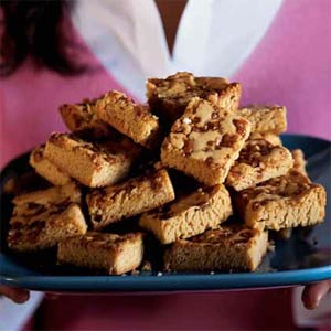 Blond brownies photo 2