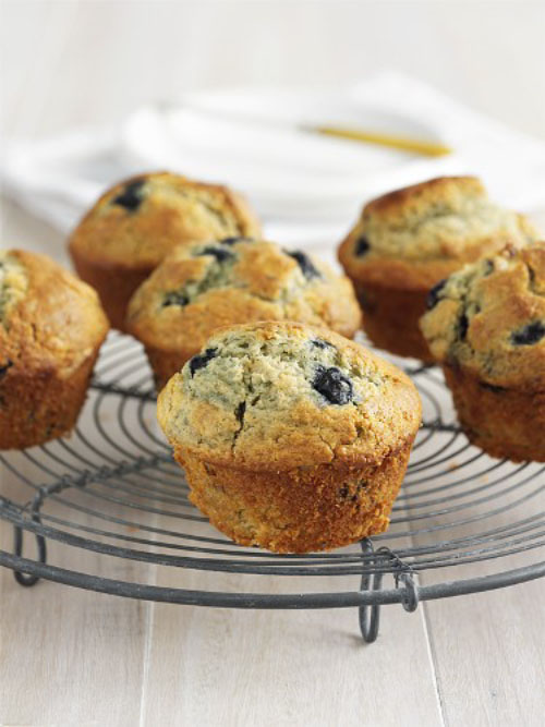 Blueberry muffins photo 3
