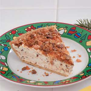 Candy bar pie photo 1