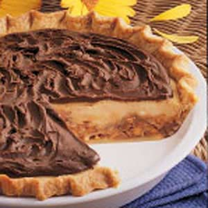 Candy bar pie photo 3