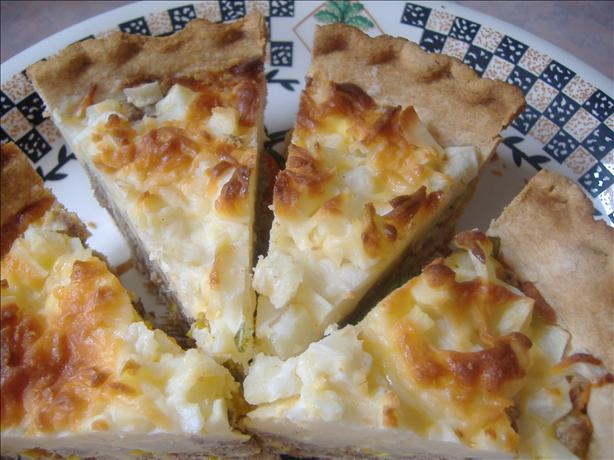 Country breakfast pie photo 2
