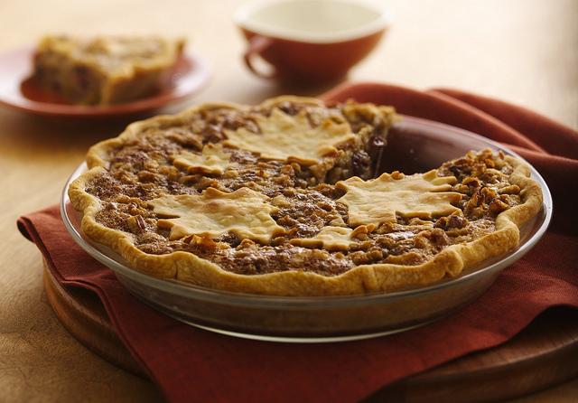 Cranberry-raisin pie photo 3