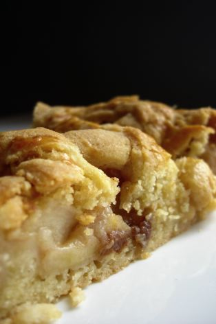 Dutch apple cake photo 1