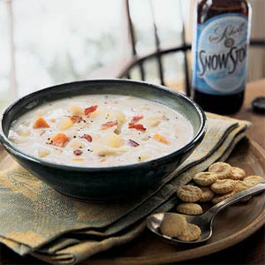 Fish chowder photo 1