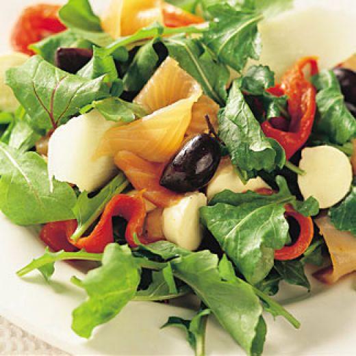 Frozen fruit salad photo 1