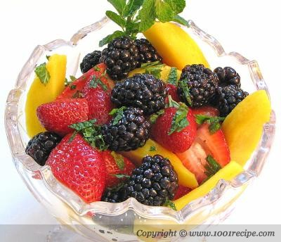 Fruit salad photo 3