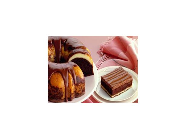 Fudge ribbon cake photo 1