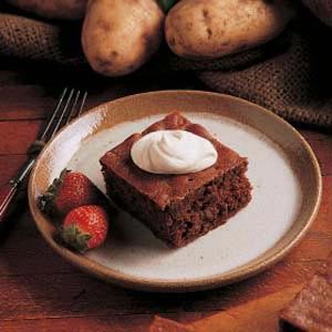 Idaho potato cake photo 1