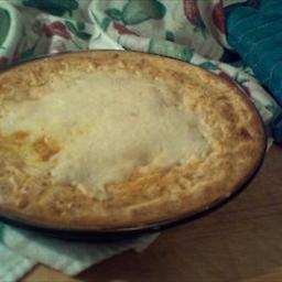 Impossible lasagne pie photo 1