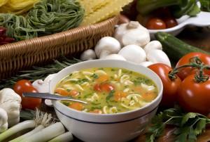 Italian soup photo 2