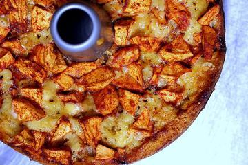 Jewish apple cake photo 2