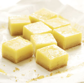 Lemon bars photo 3