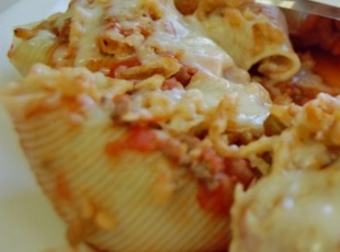 Mexican stuffed shells photo 1