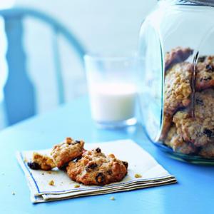 Oatmeal cookies photo 2