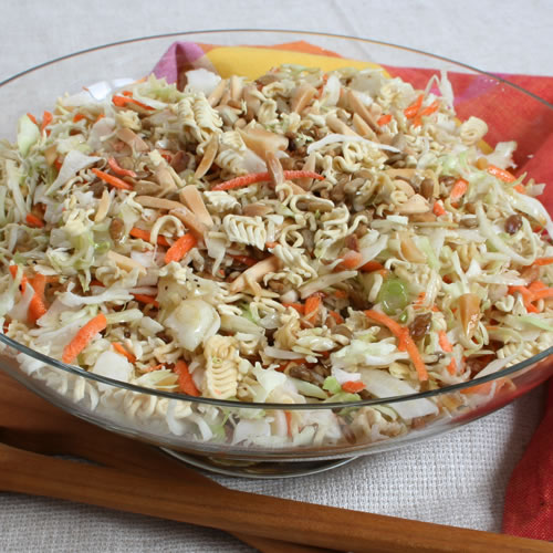 Oriental salad photo 2