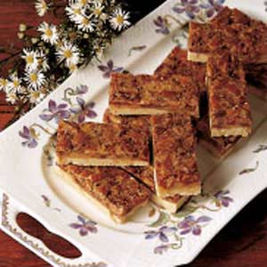 Pecan pie bars photo 1