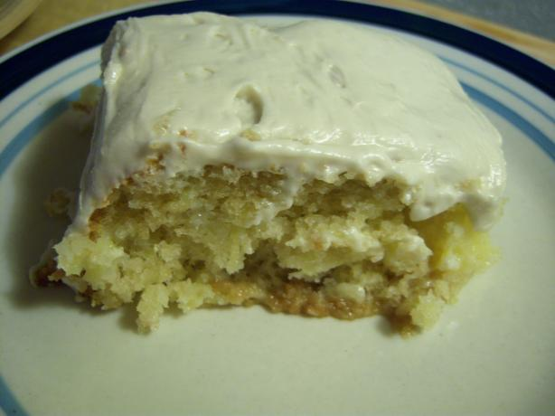 Pineapple sheet cake photo 3