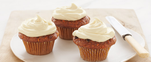 Raisin cupcakes photo 3