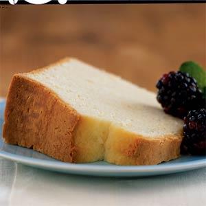 Sour cream pound cake photo 3