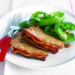 Spinach salad photo 2