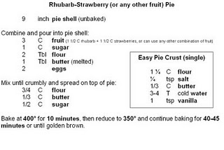 Strawberry pie photo 2