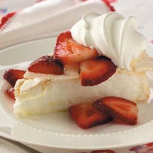 Strawberry torte photo 1