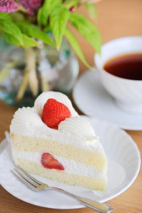 Strawberry torte photo 3